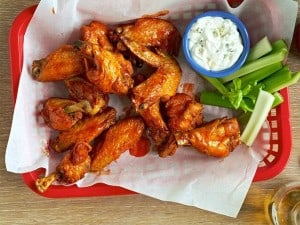 http://www.foodnetwork.com/recipes/ree-drummond/classic-hot-wings-recipe.html