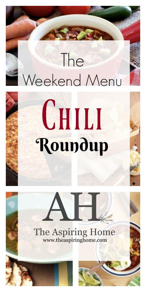 chili recipe roundup