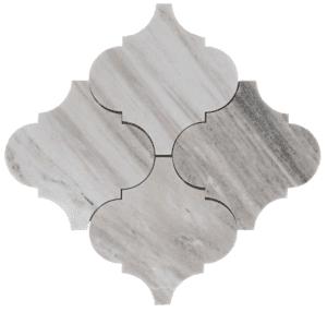 tile option for powder room design