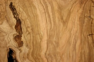 olive wood idea for wall in powder room design