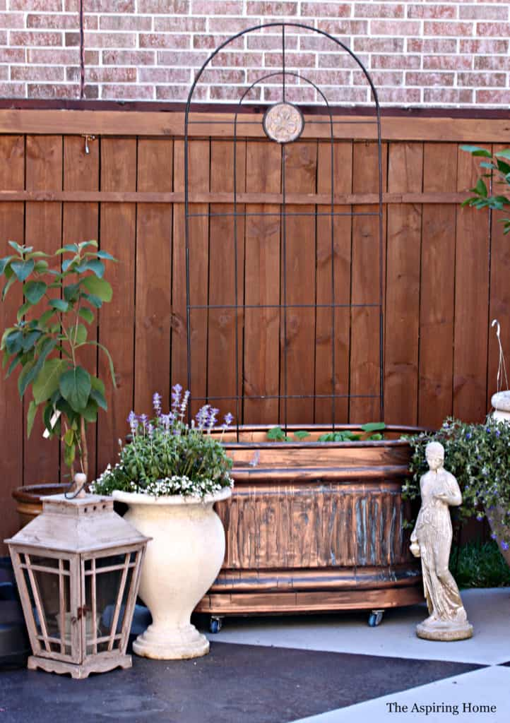 outdoor room details & sources