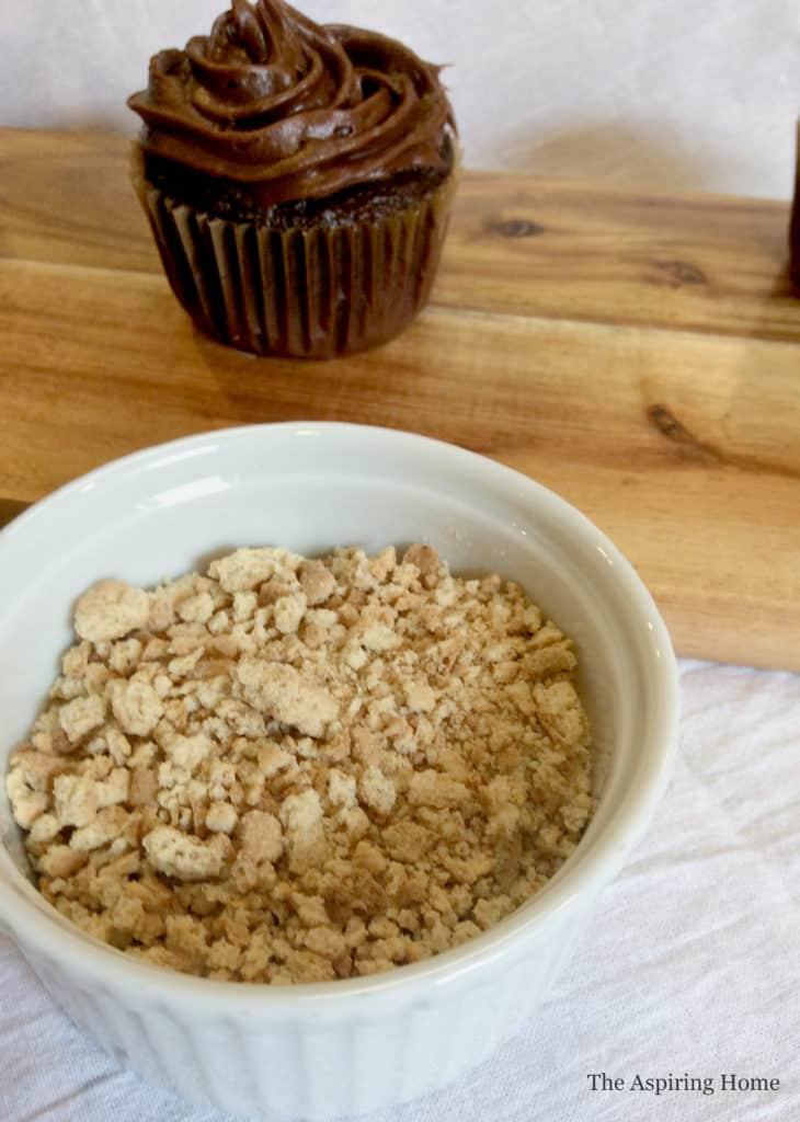 Easy Smores Cupcake recipe