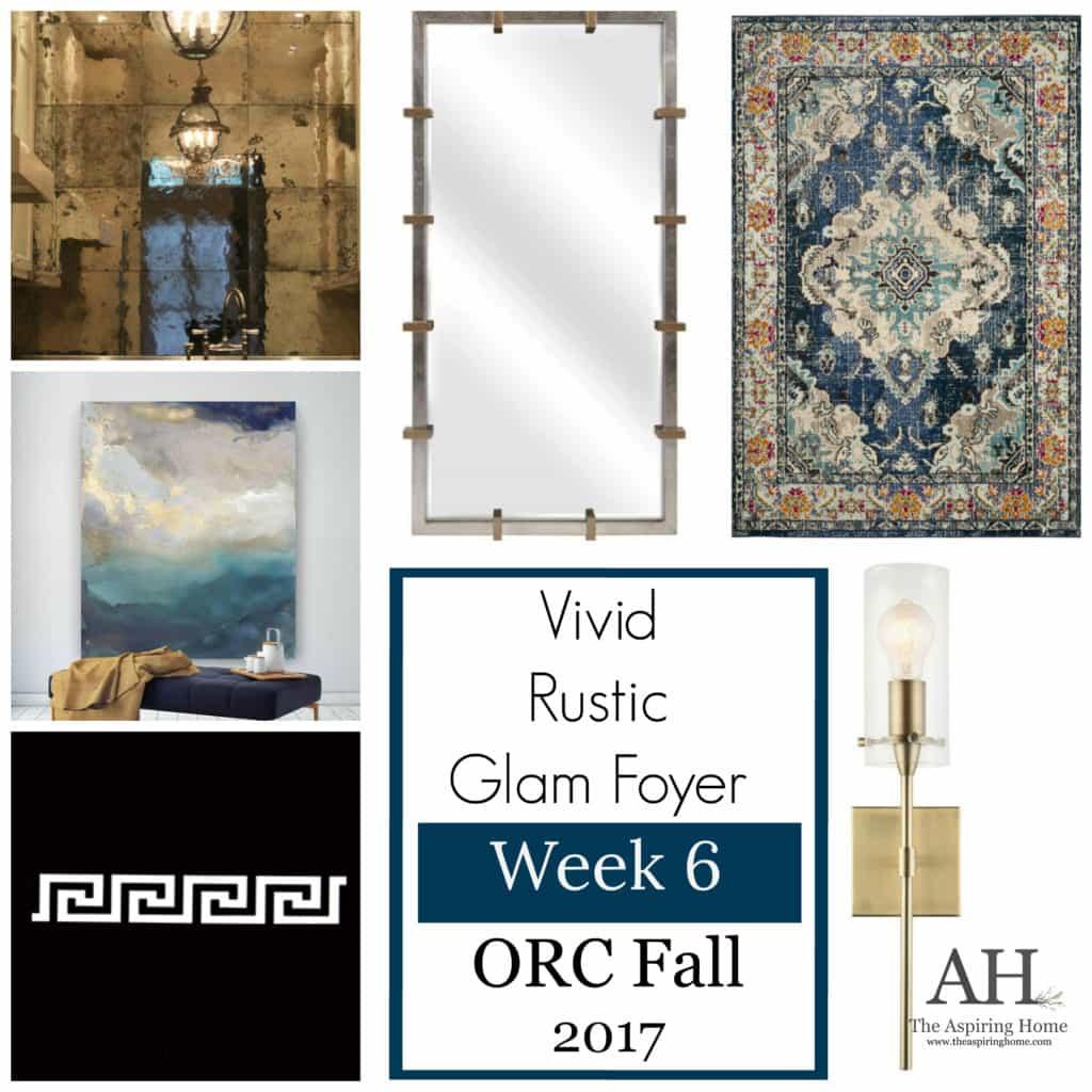 week 6 foyer update