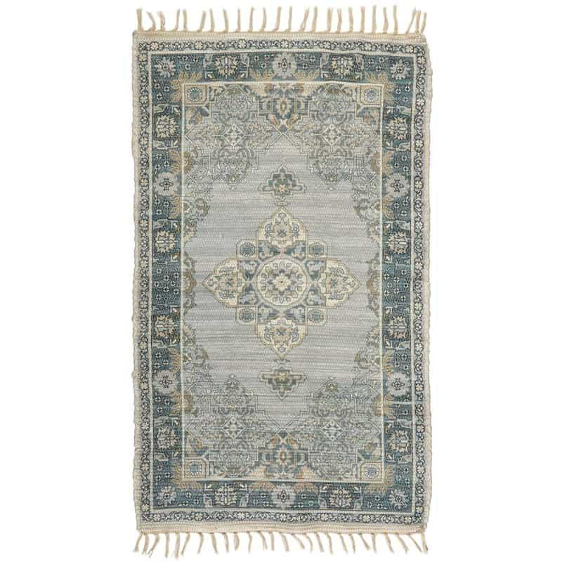 rug option for rug pillow for room challenge week 3