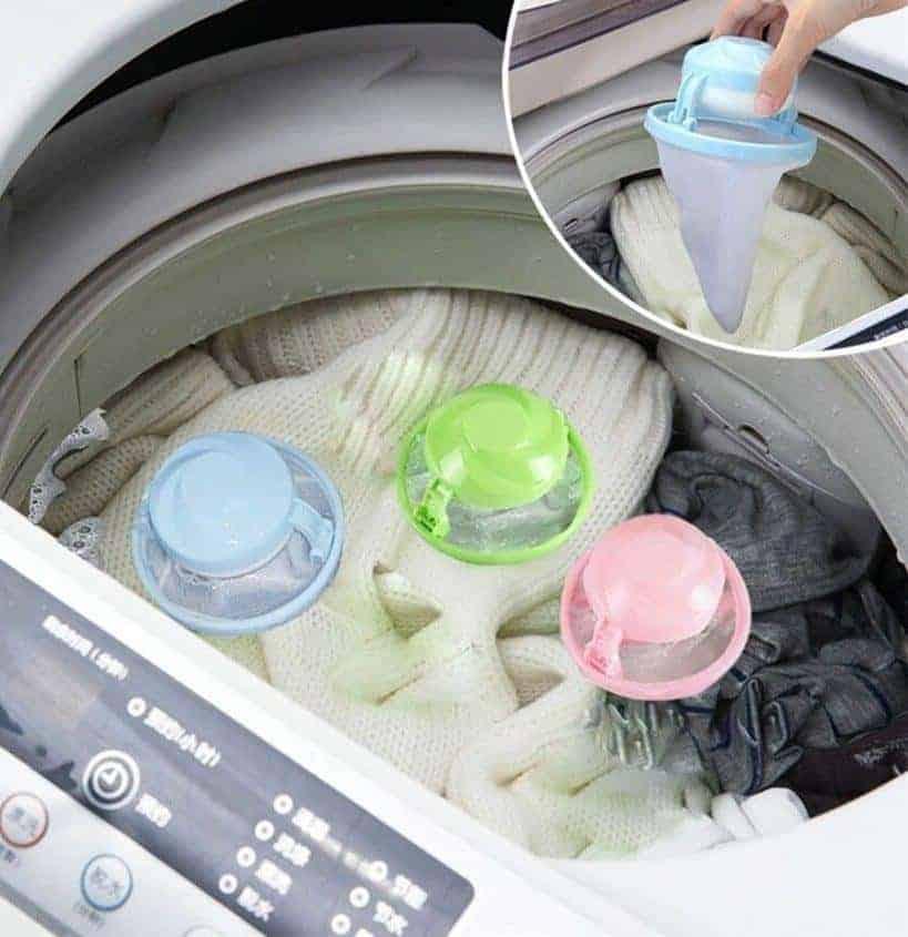 Vurane Fur Catcher for washing machine