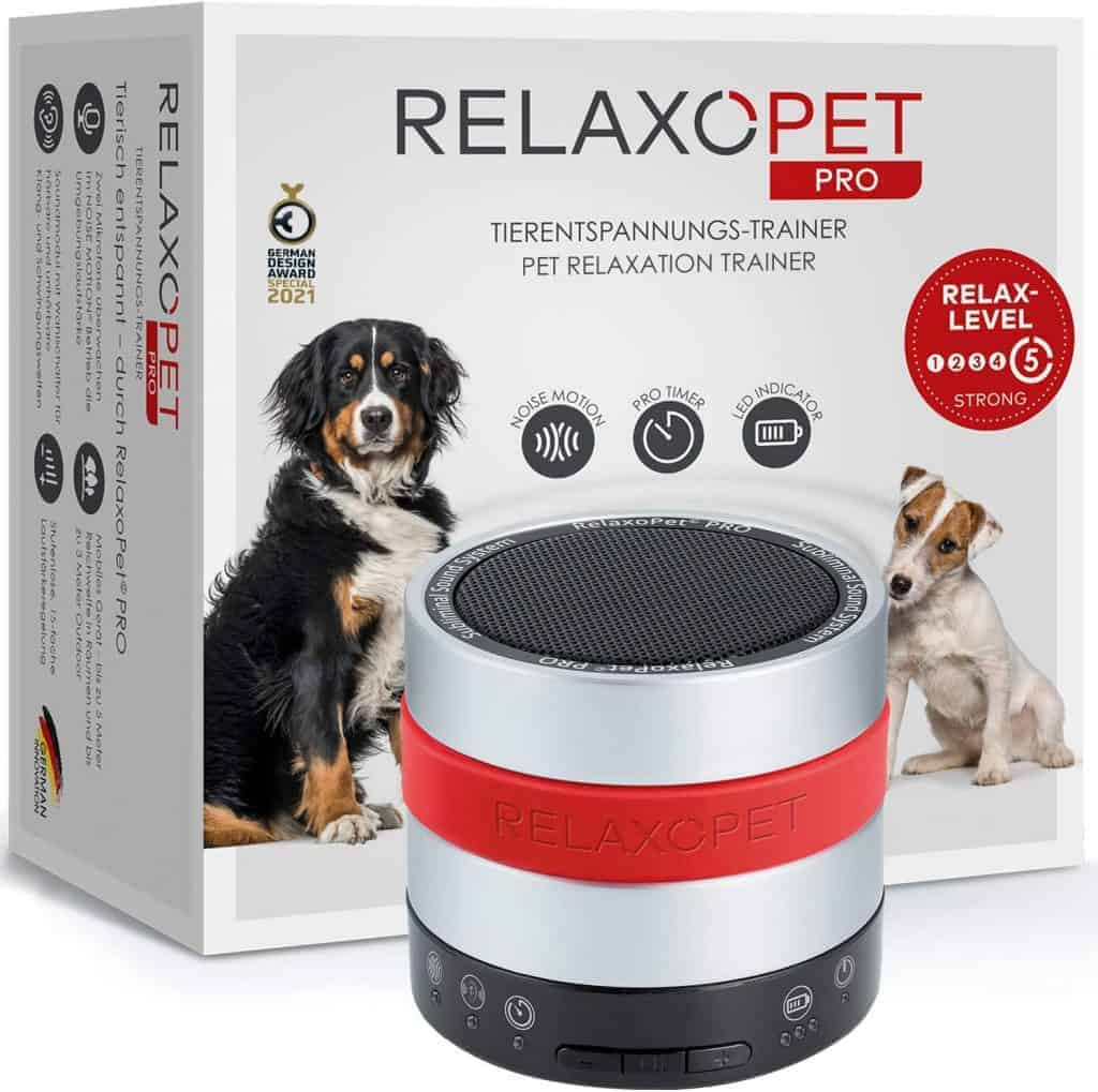 Relaxo pet relaxation trainer