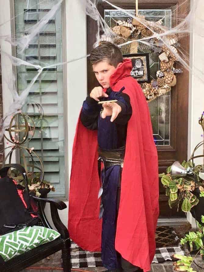 Dr. Strange costume accessories