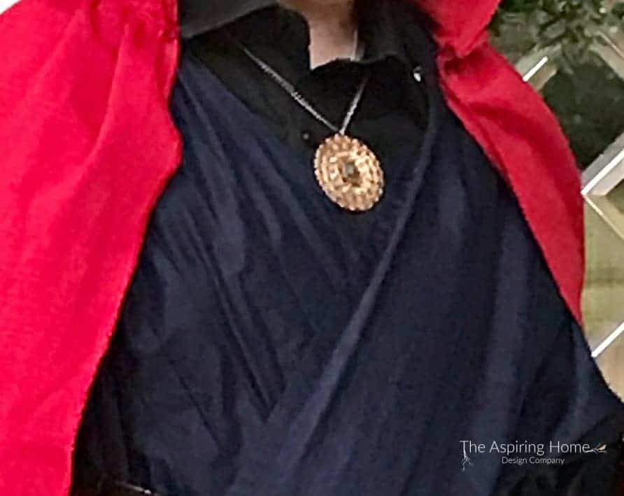 costume jewelry Dr. Strange costume accessories