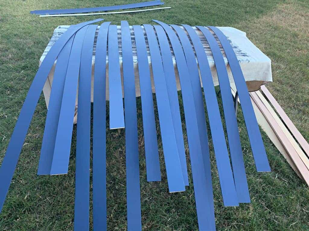 flat panel wall DIY