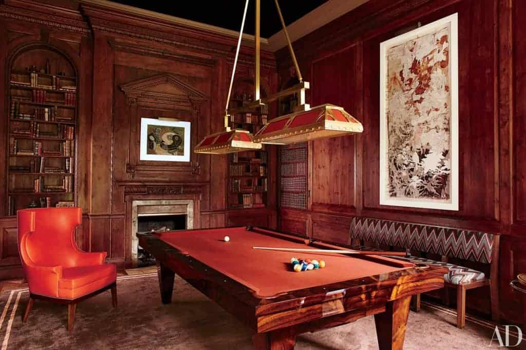 billiard room update inspirational picture